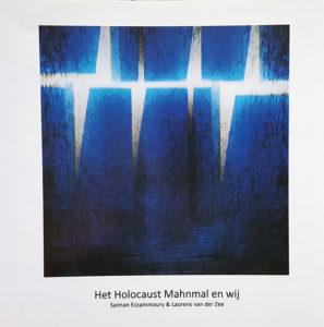 Holocaust Mahnmal en Wij