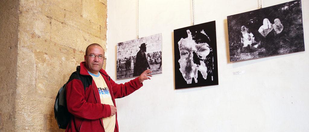 Salman Ezzammoury in Rabat - Marokko