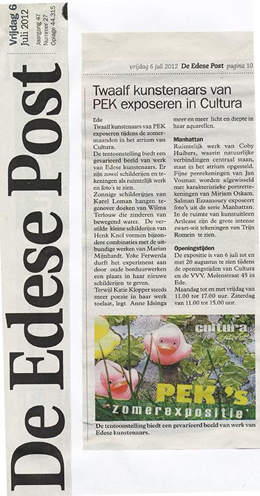 Edese Post