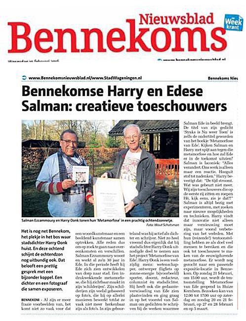Bennekomse Nieuwskrant