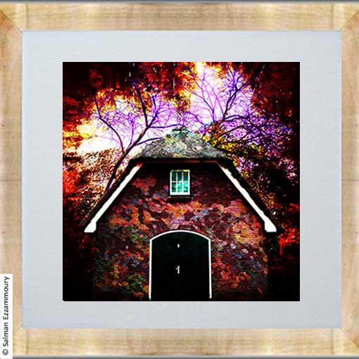 Het Huisje in de Veluwse Bossen