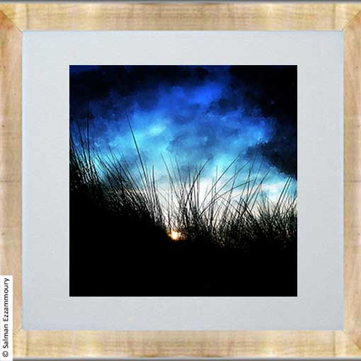 Zonsondergang - Texel