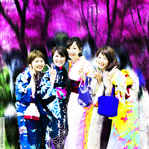 Girls from Kyoto