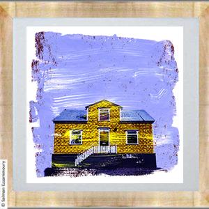Yellow Facade - Akureyri