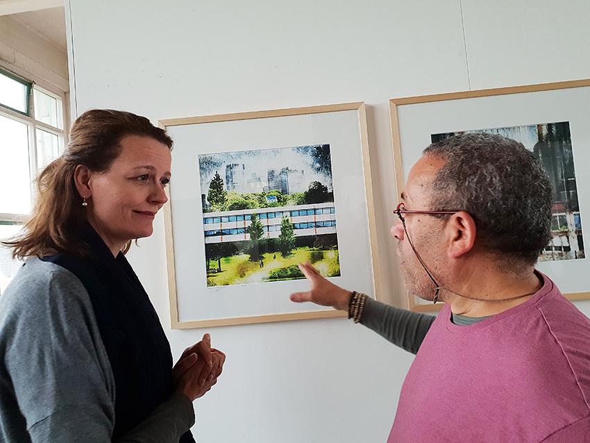 Hester Veltman Wethouder Kunst en Cultuur Gemeente Ede