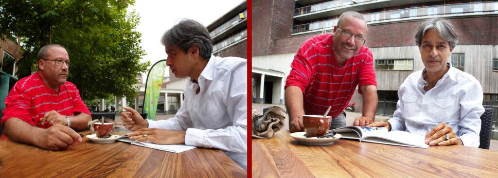 Salman en Abdurahman Almajedi