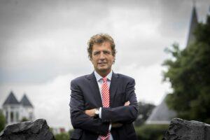 René Verhulst burgemeester van Ede