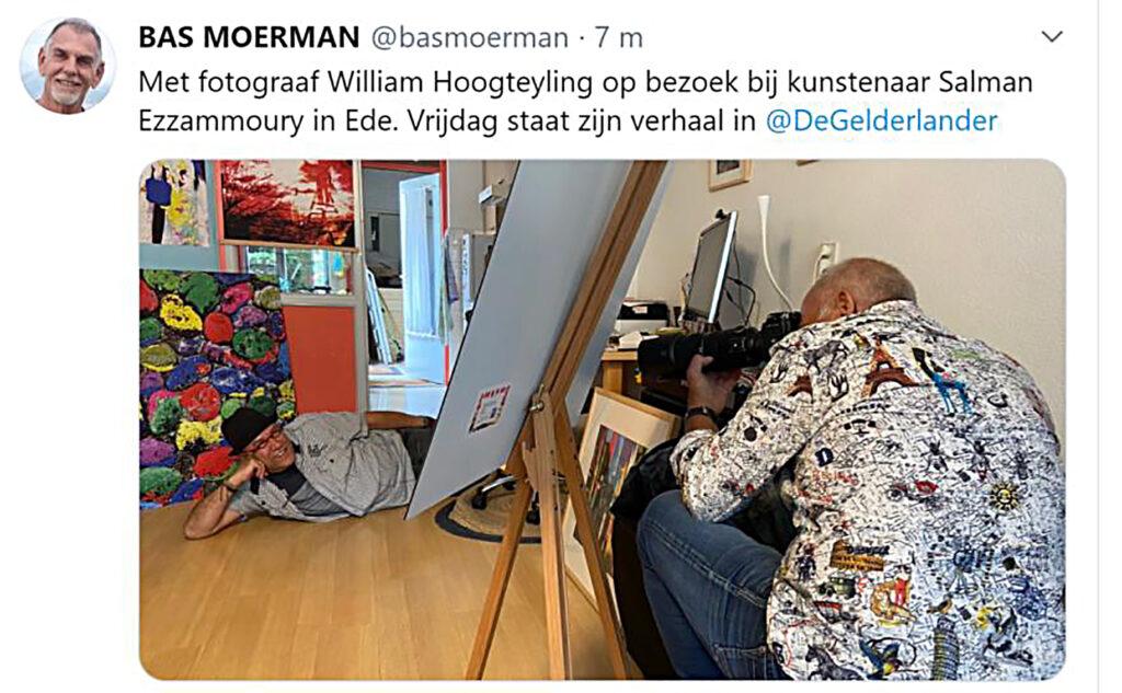 Interview - De Gelderlander