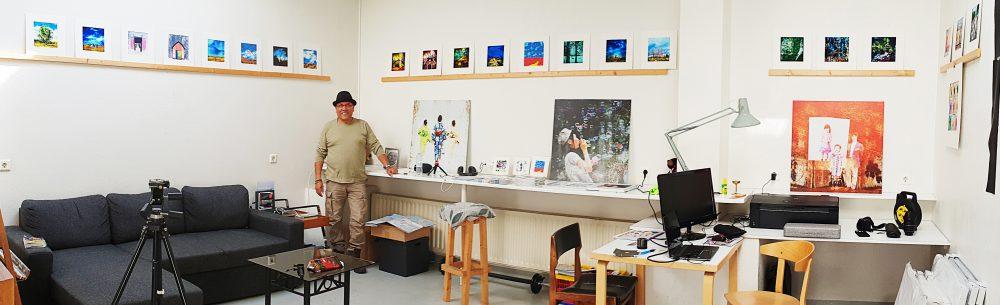 Salman-Ezzammoury-Artist-in-Residence-Akureyri-IJsland