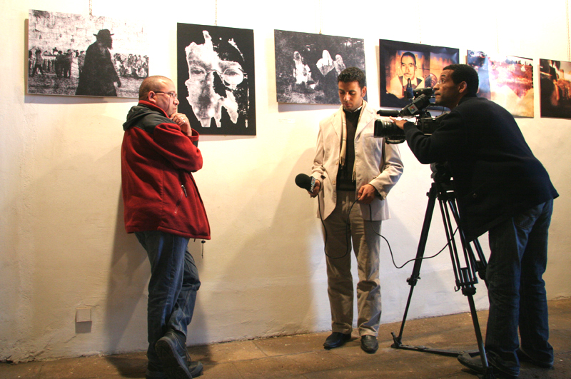 Salman Ezzammoury TV - Rabat - Morocco