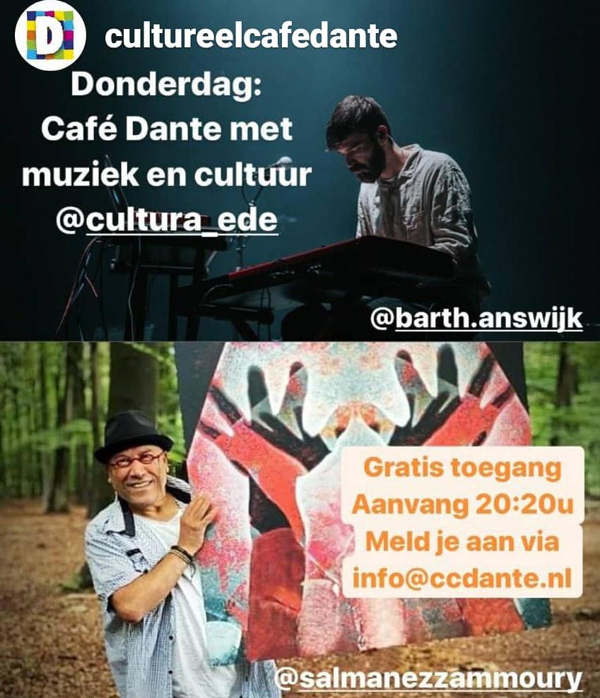 Cultureel Cafe Dante