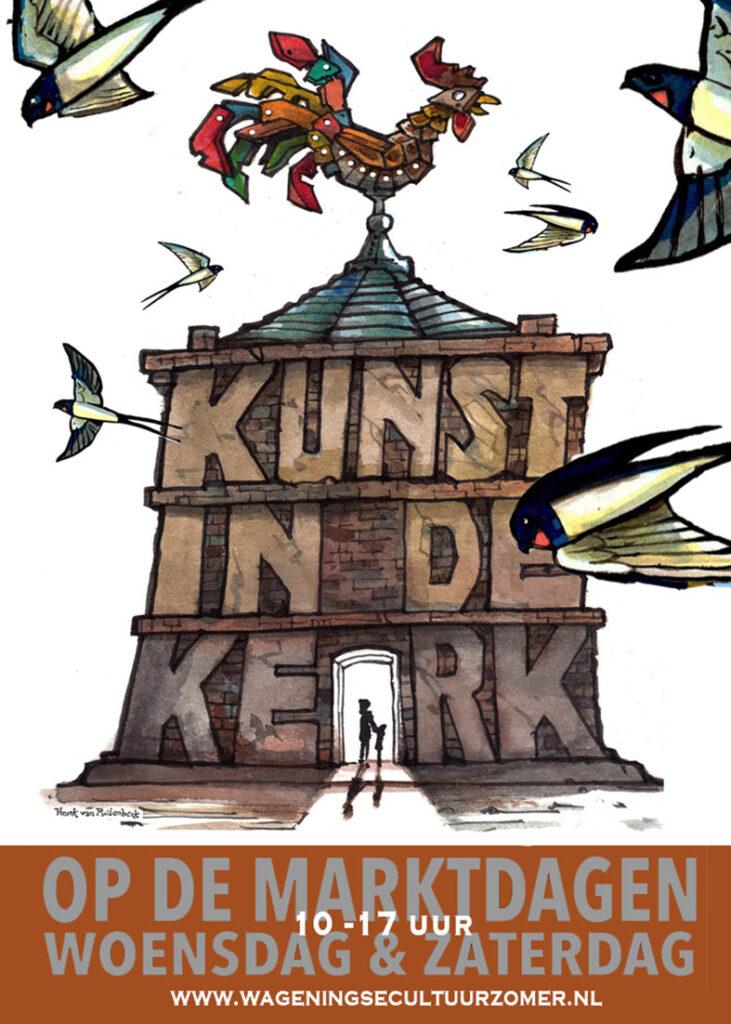 Expo. Kunst in de Kerk Wageninegn