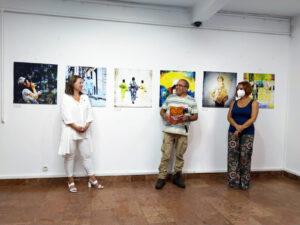 Expo. Salman Ezzammoury in Muzej književnosti i pozorišne umjetnosti Sarajevo
